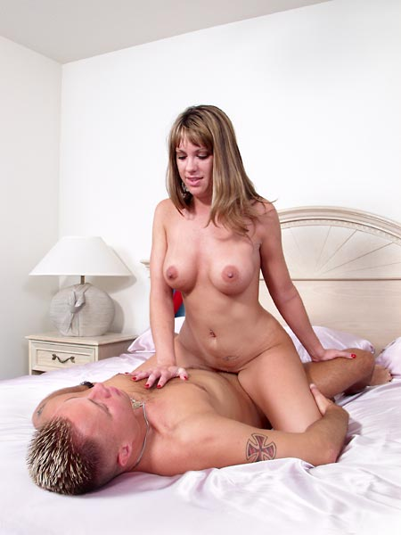 Big boobs christian enjoys having the huge shaft sink wholely in her cunt - 3 part 2