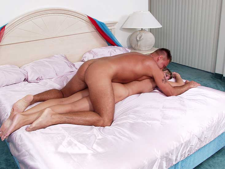 rear Sex position from